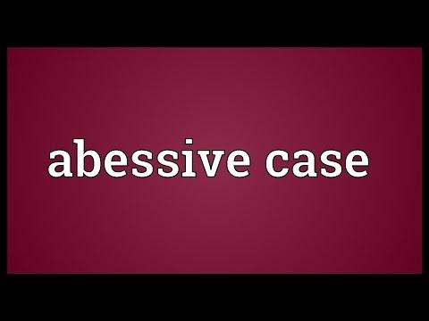 Header of abessive