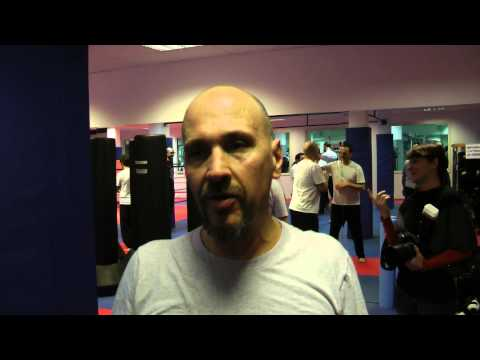 HKB Wing Chun [Black Flag Wing Chun] Testimony from Italy, Europe #69