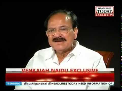 To The Point: Venkaiah Naidu, Parl. Affairs. Min on 100 days of Modi rule