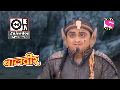 Weekly Reliv | Baalveer |  7th October to 13th October 2017 | Episode 742 to 748 thumbnail