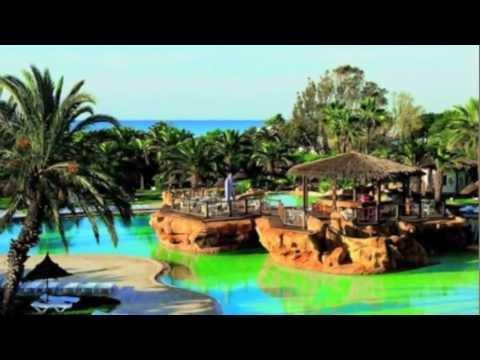 TUNISIA HAMMAMET HOTEL SIMBAD 5 STELLE E MEDINA PARTE SECONDA - тунис хаммамет 2012