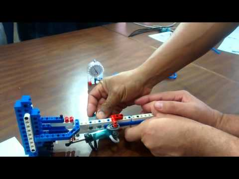 Aplicaciones De Neumática Con Lego