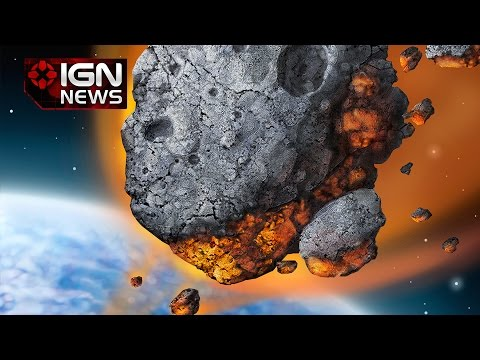 An Asteroid Will Fly Close to Earth Later This Month - IGN News