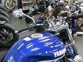 ヤマハ XJR1300 フルエキマフラー オイルクーラー エンジンスライダー 2001年 検無し 1300cc ブルーⅡ 日本 バイク買取MCG福岡