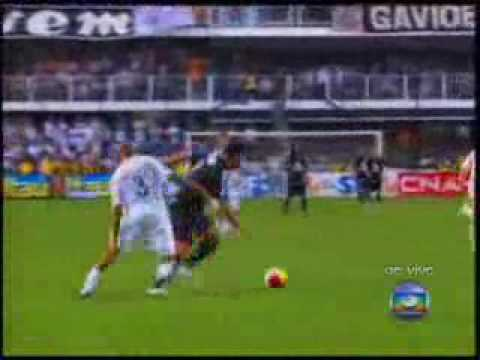 Gol De Ronaldo Contra Santos Varias Narracoes video