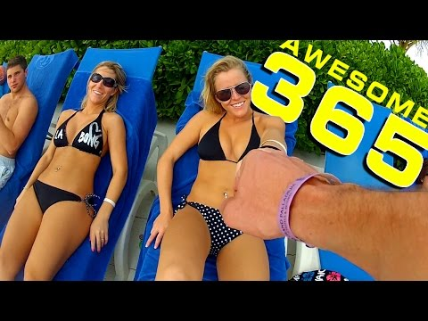 365 DAYS of AWESOME (GOPRO 2012)