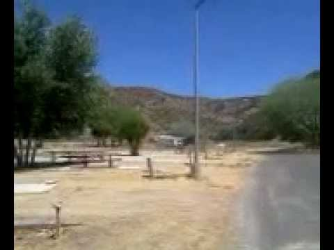 Pyramid Lake RV Park Gorman California USA