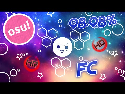 osu! | LeaF - Calamity Fortune [Cataclysm] +HDHR FC #1