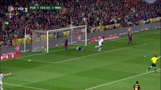 FC Barcelona vs Real Madrid(1-1) 3.5.2011 allgoals highlights championsleague