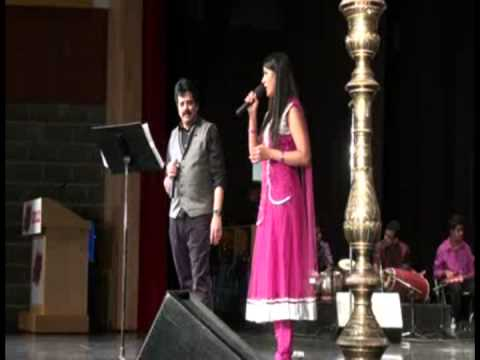 'minsara Poove' By Anusha And Playback Singer Srinivas - December 2012 video