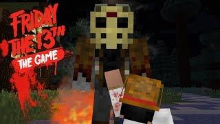 Minecraft: CUIDADO COM O JASON !!! - SEXTA FEIRA 13º 🔪 ‹ C4IPIRAS ›