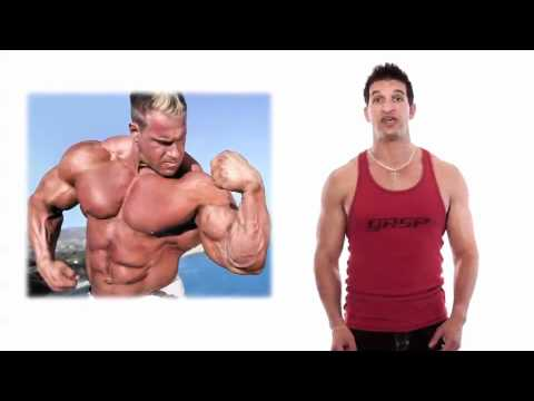 How To Build Muscles Up  And Get RIPPED - Part 1