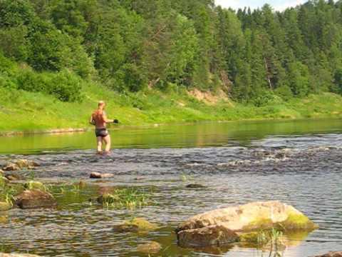 кого ловят на реке онега