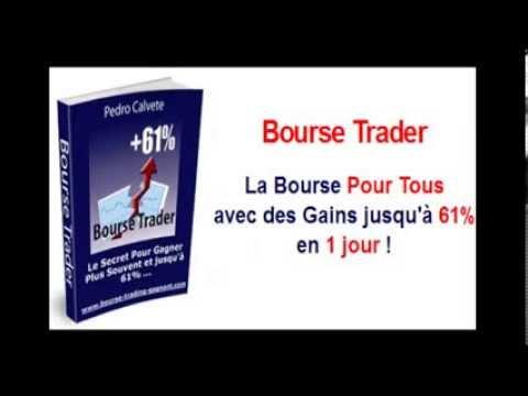 Bourse Trader Comment Jouer En Bourse