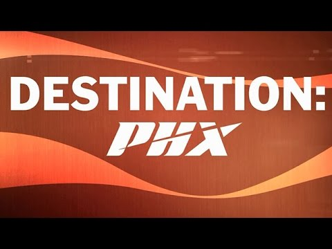Destination: Phoenix Sky Harbor International Airport
