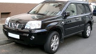 Nissan X trail ATF change with filter