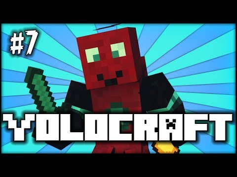 YOLOCRAFT MINECRAFT Season 4 Part 7 W Blitzwinger Gamer Survival HD
