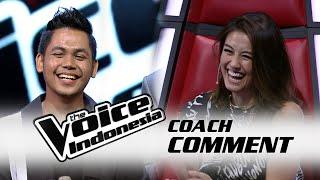Tatapan AGNEZ MO Bisa Buat Ario Jadi Ganteng | Live Show 2 | The Voice Indonesia 2016