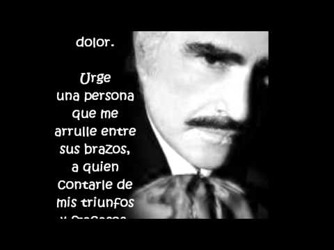 Urge- Vicente Fernandez(letra) Music Videos