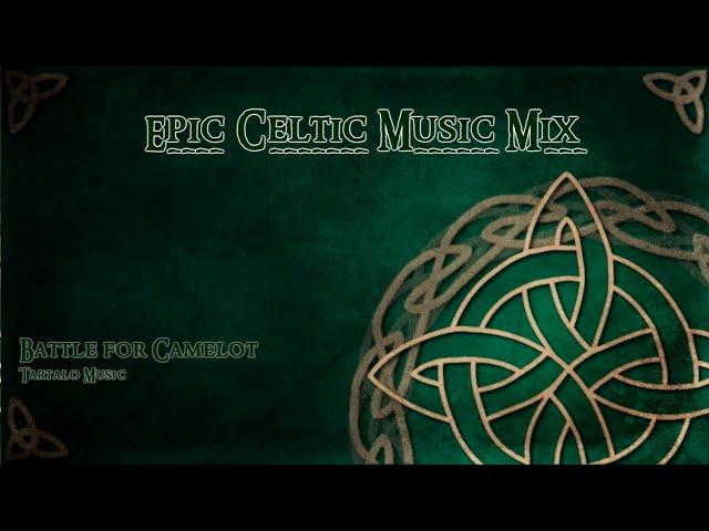 Epic Celtic Music Mix - Most Powerful amp Beautiful Celtic Music  Vol.1