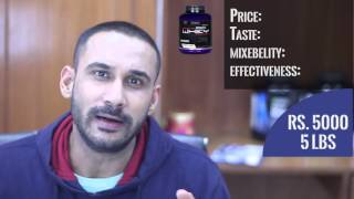 Prostar 100% whey review