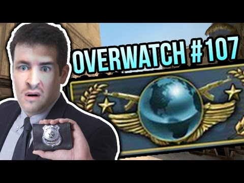 W KOŃCU GLOBAL ELITE NA OVERWATCHU! - Overwatch #107