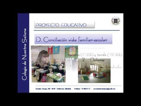 Vídeo Expoeducativa Colegio Nuestra Señora