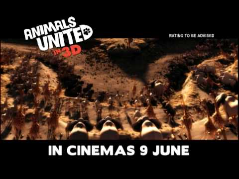 Animals United Official Trailer