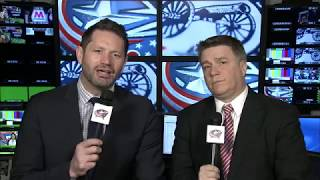 Bob and Jody preview the Blue Jackets game against the league-leading Lightning