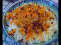 Tajik Cuisine & Culinary Prepared By Kyrgyz & Uzbek Servants In Samarqand - Khorasan E Buzorg