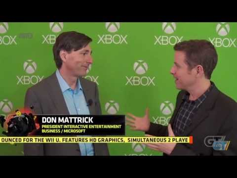 Xbox Executive Don Mattrick Speaks His Mind On Xbox One Rumors & Bashing - Microsoft E3 2013