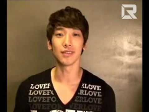 13 Aug 09 rain bi Message about Legend of Rainism Tour