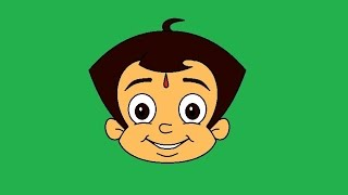How to Draw Chhota Bheem in MS Paint