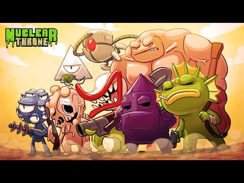 nuclear throne steroids melee
