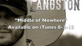 Jon Langston - Middle Of Nowhere