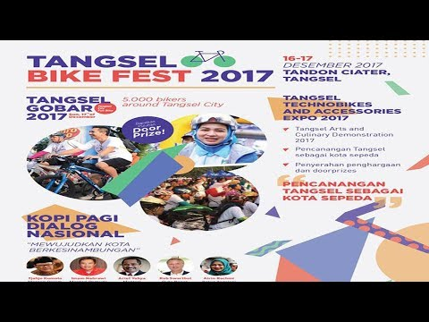 Tangsel Bike Fest @2017 | Tandon Ciater Tangerang Selatan |17 Desember 2017