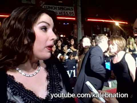 Stephenie Meyer Interview [Twilight Movie Premiere] Video