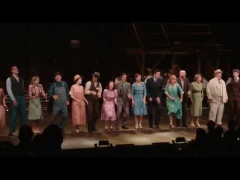 Another special preview of Bright Star at The Old Globe
