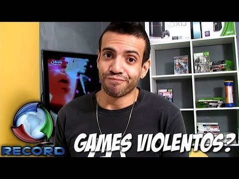 Guilherme Gamer - Resposta para a Record