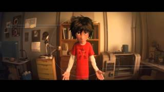 Big Hero 6 Hiro Rebuilds Baymax