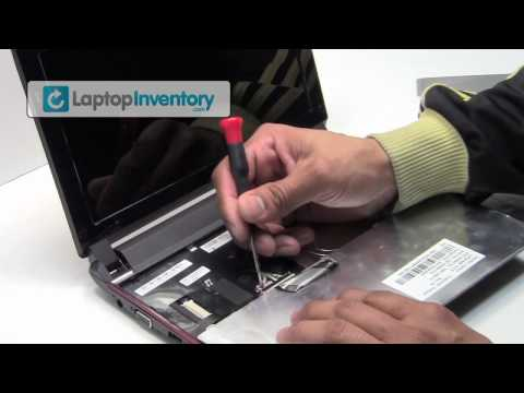 Acer Aspire Netbook Disassembly and Repair Fix Laptop Tutorial Notebook Remove & Install