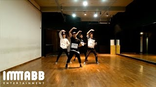 EXP EDITION 이엑스피 에디션 | 'FEEL LIKE THIS ' [DANCE PRACTICE VIDEO]
