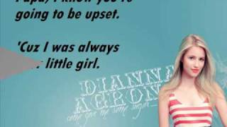 Dianna Agron - Papa Don't Preach