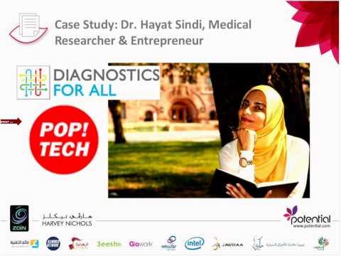 Hadafi Program, The First Complete Webinar About Entrepreneurship & Innovation