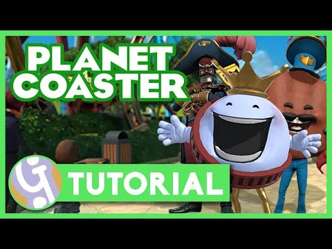 Top 10 'Pro' Building Tips - Planet Coaster