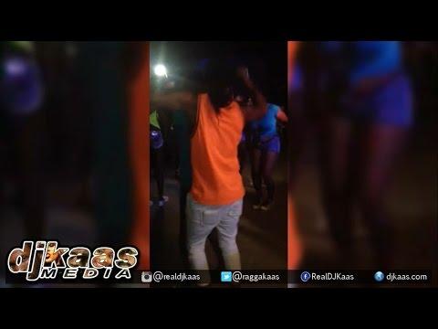 Aji Bounce Frenzy at Peppa Sundays ▶Hottest Dance in Kingston Jamaica ▶Dancehall 2015