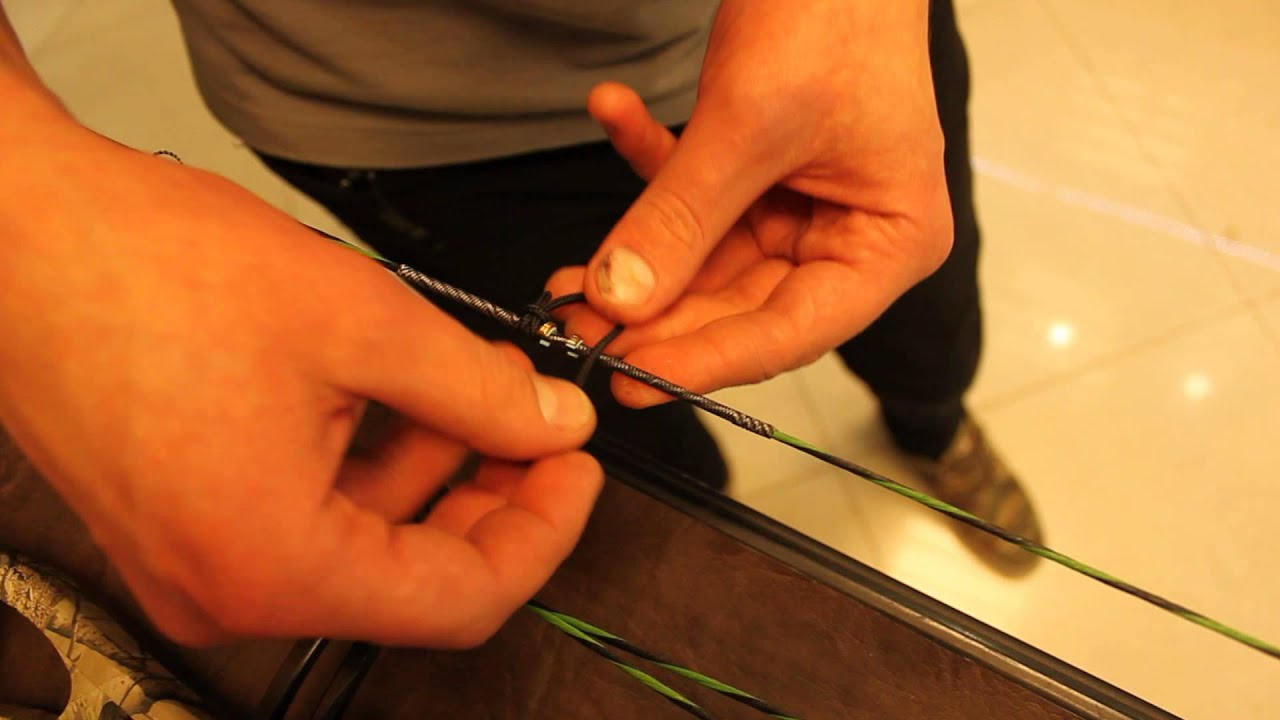Инструкция по сборке и обращению с классическим луком 65