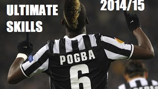 Paul Labile Pogba - ROAD TO BERLIN - Best Goals and Plays 2014/2015 - Animals