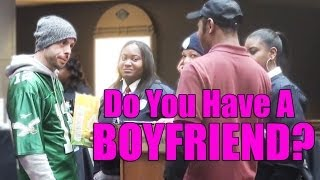 Do You Have A Boyfriend?