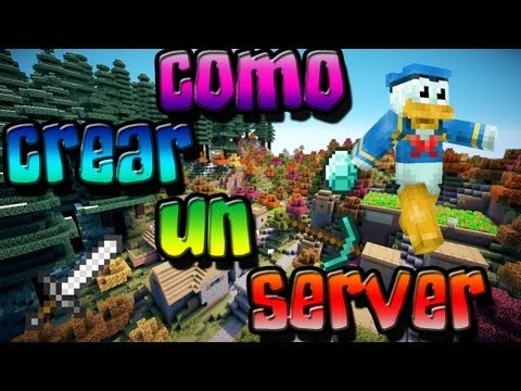 Minecraft 1.7.2 Como Crear Un Server Multijugador Bien Explicado
